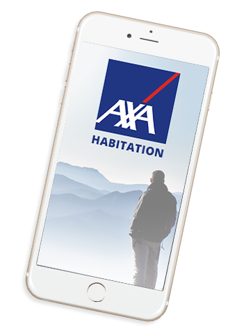 axa assurance habitation application